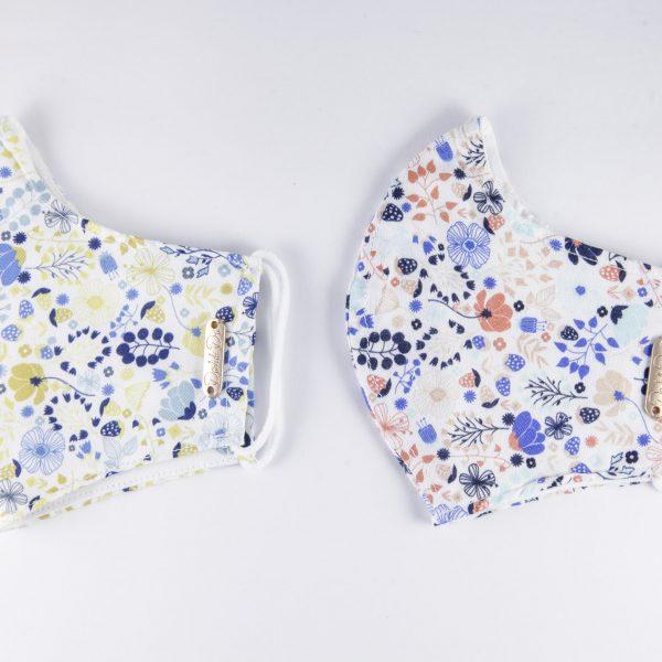 mascarilla higiénica reutilizable 40 lavados INFANTIL