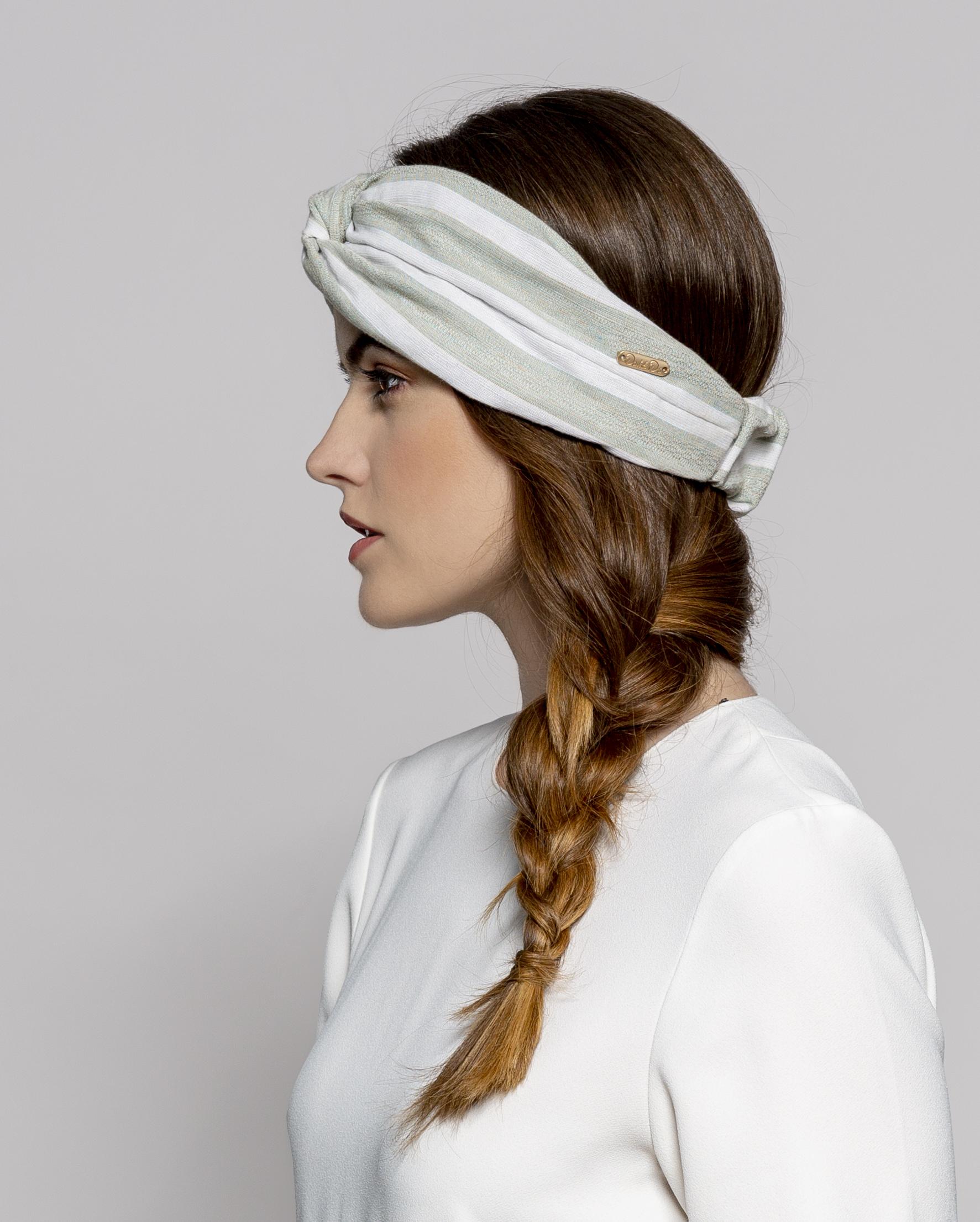 Turbante de mujer para verano