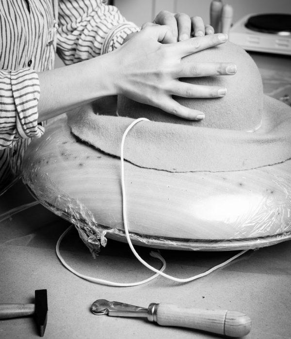 Artesanía sombrerera